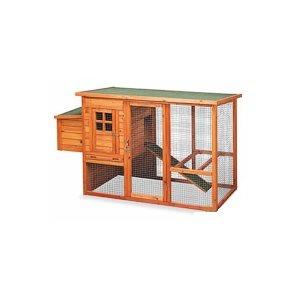 Chicken Coop LYON, Wood. 1.9 m x 0.75 m x 1.04 m