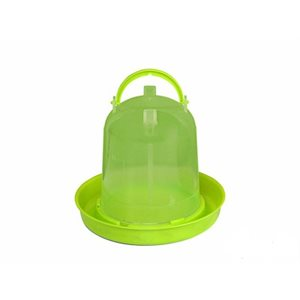 Eco chicken drinker, 1,5 l. Green