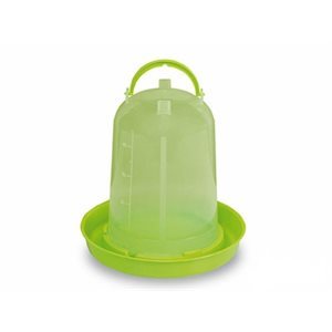 Eco chicken drinker, 5 l. Green Lemon