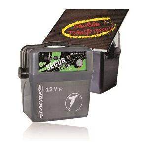 Électrificateur solaire Secur Zenith. 1,3J. *