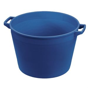 Plastic bucket 45L - Blue
