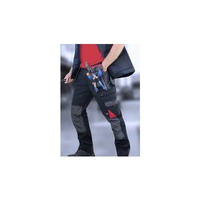Pantalon Minerai Pochette Amovible - Noir - 32