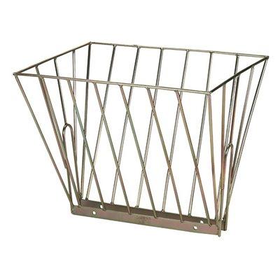 Double metal hay feeder 61,5 x 50 x 48 cm