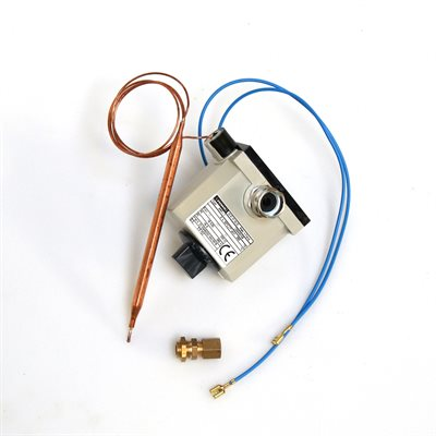 ensemble de thermostat caldolac