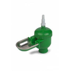 Mini automatic drinker for rabbit, Green