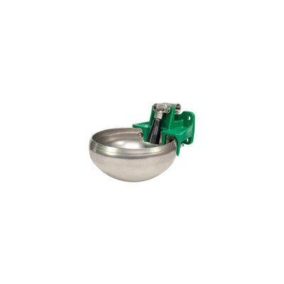 Abreuvoir à tube en inox F130 anti-lapage *