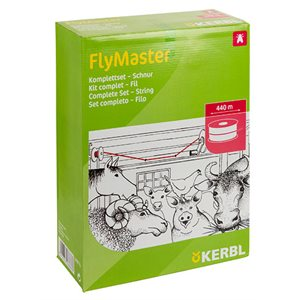 Stable Fly Catcher FlyMaster Kit Cord 440 m