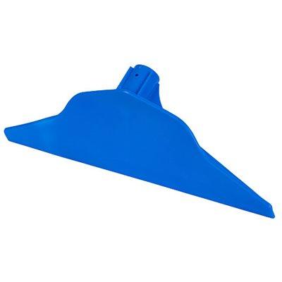 Gratte / racloir en PVC, bleu 36 cm