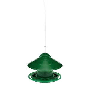 Feeder for birds 2 kg, Green