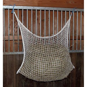 Small mesh hay net