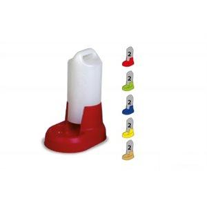 Water dispenser, model Gaper, 3,5 l. (5 colors)
