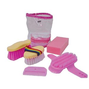 Grooming kit sm 6pc set