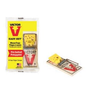 Mouse Trap Easyset pkg / 4