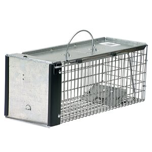 Swiss & Squirrel cage trap