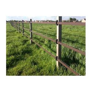 Hippo safety fence au pieds linéaire BRUN