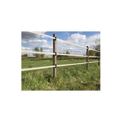 Hippo safety fence au pied linéaire GRIS